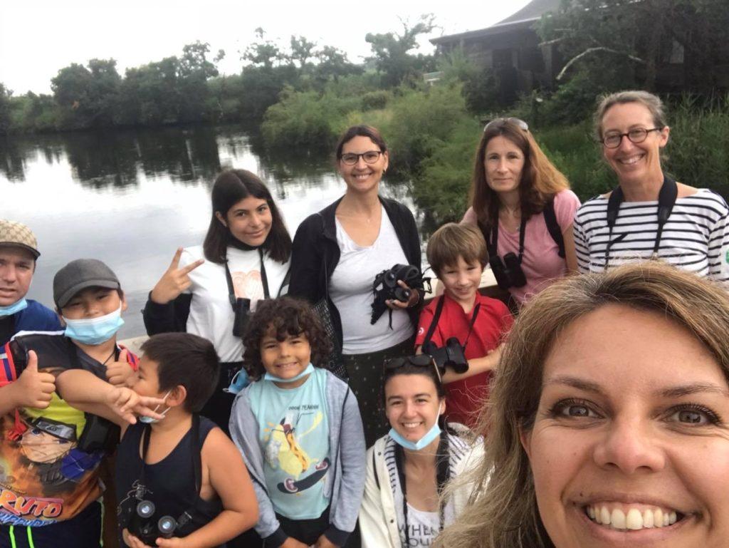 Sortie Famille Le Teich